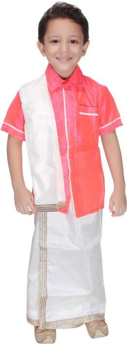 5b6cd84f1e Smuktar Garments South Indian Dress Kids Costume Wear Price in India ...