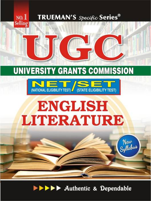 Trueman's UGC NET English Literature 2018 Edition