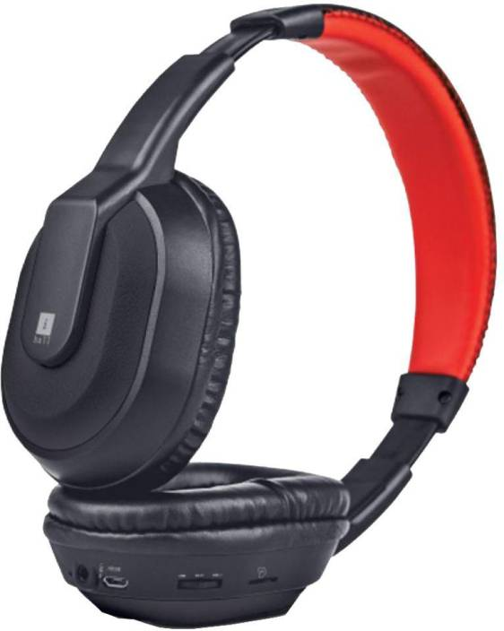 e6e6b6532c4 IBall Musi Play A9 Bluetooth Headphone Price in India - Buy IBall ...