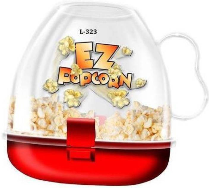 Swarish EZ SM594M 4 g EZ Microwave SM594M 4 g Popcorn Maker (Red) 9 ml Popcorn Maker