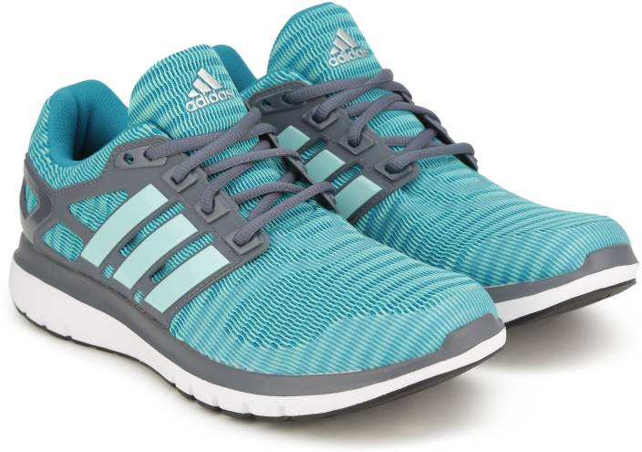 ADIDAS ENERGY CLOUD V Running Shoes For Women (Blue cf8140279