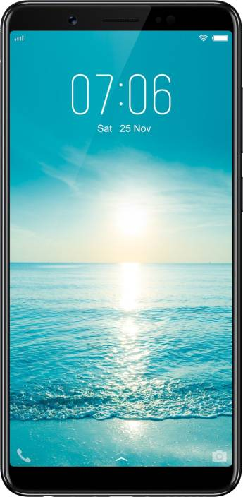 VIVO V7 (Matte Black, 32 GB)