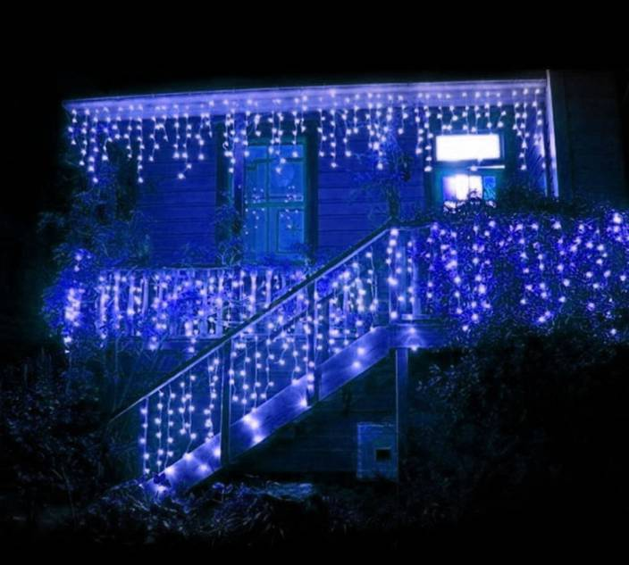 Floranso 1500 inch Blue Rice Lights