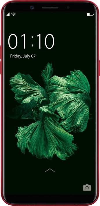 OPPO F5 (Red, 64 GB)