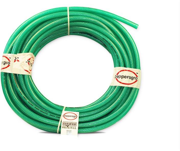 10M car wash tube hose transparent plastic soft PVC water irrigate oil tube pipe