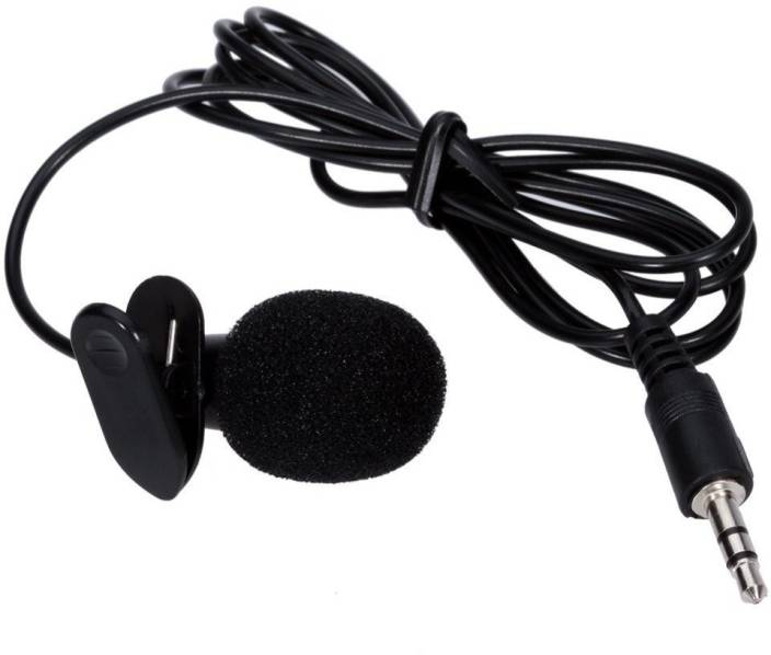 Gadget Deals Collar Mic (1.4 meter cable, for beginner youtubers) Microphone Microphone