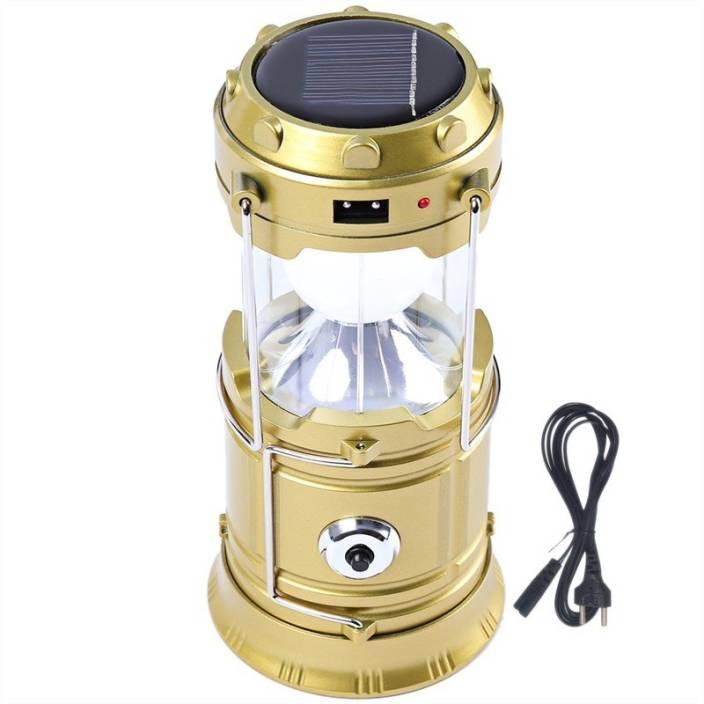 BENTAG Solar Lights LED Light Torch Mobile USB Power Bank Emergency Lights