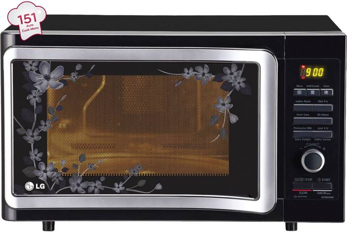 1fae160c7b0 LG 28 L Convection Microwave Oven (MC2884SMB