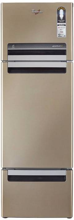 Whirlpool 240 L Frost Free Triple Door Refrigerator