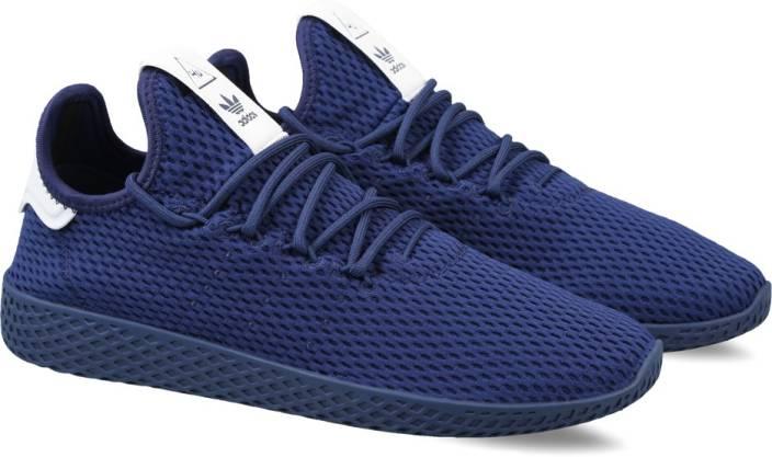 6eea4fceb ADIDAS ORIGINALS PW TENNIS HU Sneakers For Men - Buy DKBLUE DKBLUE ...