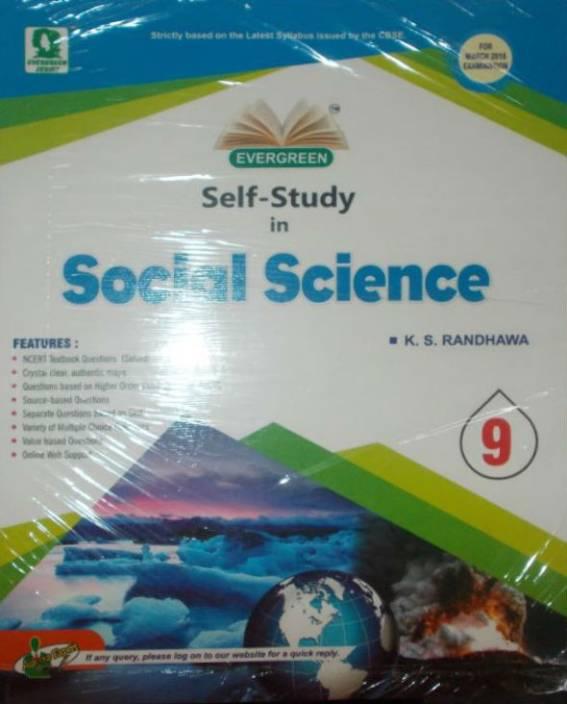 CBSE Evergreen Self-Study in Social Science Class 9 Term I 01