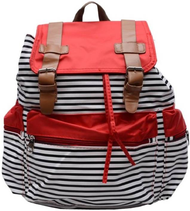 198afaa54a good india fashionable bag Waterproof Backpack (Red