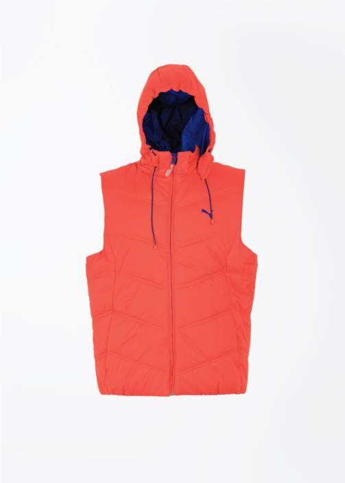 Puma Sleeveless Solid Men's Quilted Jacket