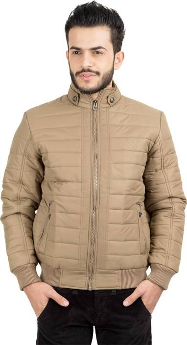 32b2868b6 British Club Full Sleeve Solid Men's Jacket