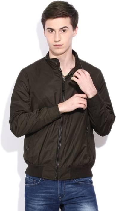 U.S. Polo Assn. Full Sleeve Solid Men's Jacket