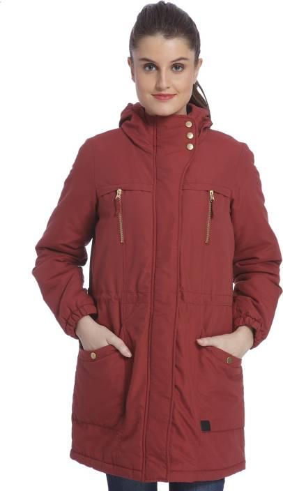 Vero Moda Full Sleeve Solid Women's Jacket