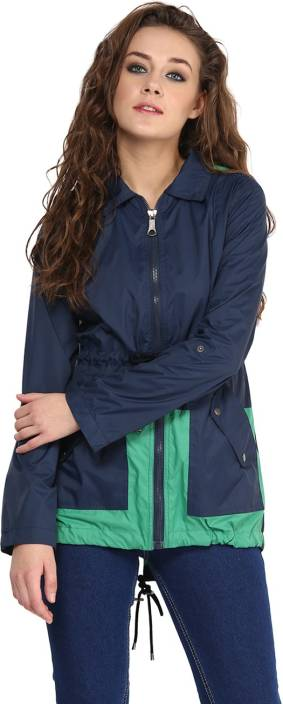7b9b3bd13c9 Yepme Full Sleeve Solid Women s Jacket - Buy Blue Yepme Full Sleeve Solid Women s  Jacket Online at Best Prices in India