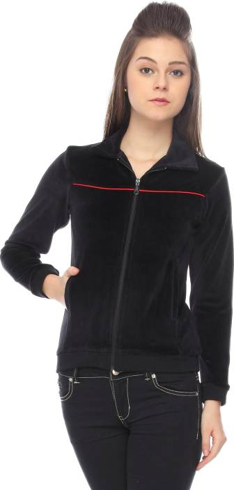IDENTITI Full Sleeve Solid Women's Jacket