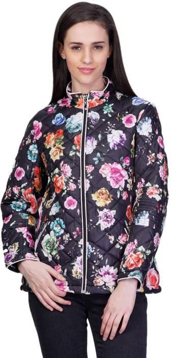 Slims Full Sleeve Solid Women's Jacket