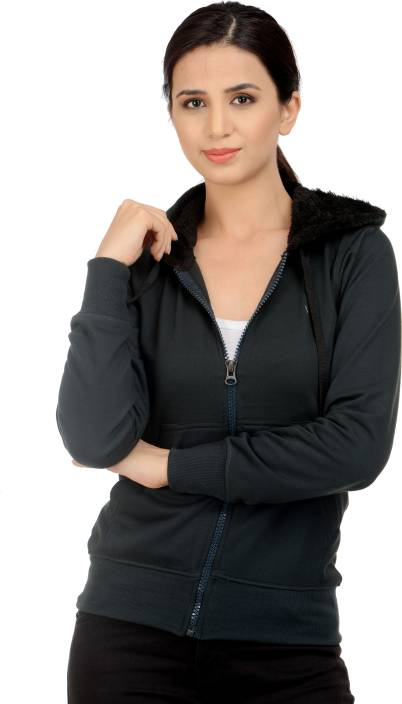 Christy World Full Sleeve Solid Women s Jacket - Buy GREEN Christy World  Full Sleeve Solid Women s Jacket Online at Best Prices in India  4ad643ab8f