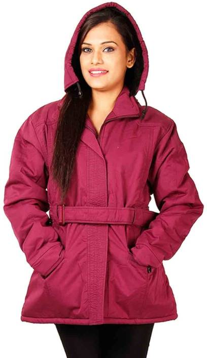Venom Full Sleeve Solid Women's Jacket