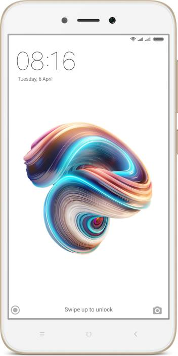 Redmi 5A (Gold, 16 GB)