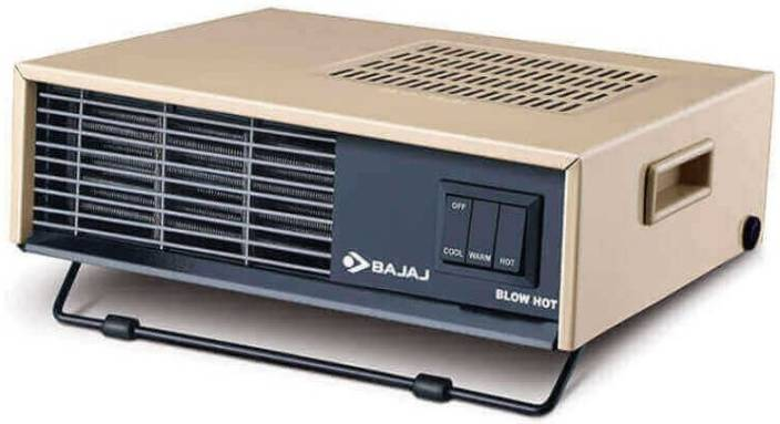 Bajaj Blow Hot Fan Room Heater