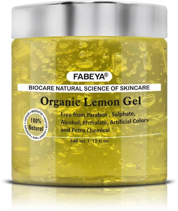 Fabeya BioCare Organic Lemon Gel