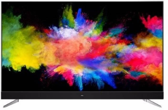 TCL 139.7cm (55 inch) Ultra HD (4K) LED Smart TV