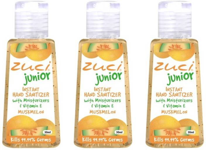 Zuci Muskmelon Hand Sanitizer 30ml