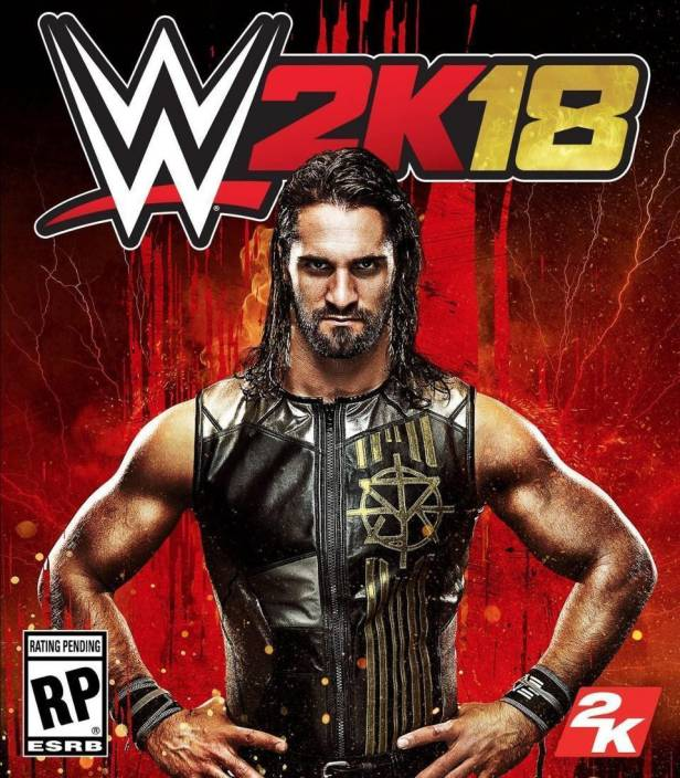 The Game Store WWE 2k18 PC Game (Physical DVD) 2018 Price in