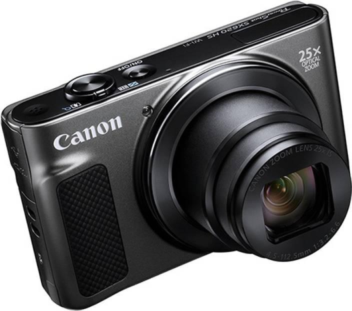 Canon Powershot SX620 Point and Shoot Camera