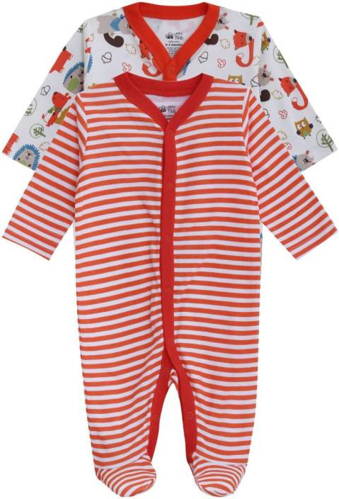 7f512a5dc2de FS MINI KLUB Baby Boys Multicolor Sleepsuit - Buy FS MINI KLUB Baby ...