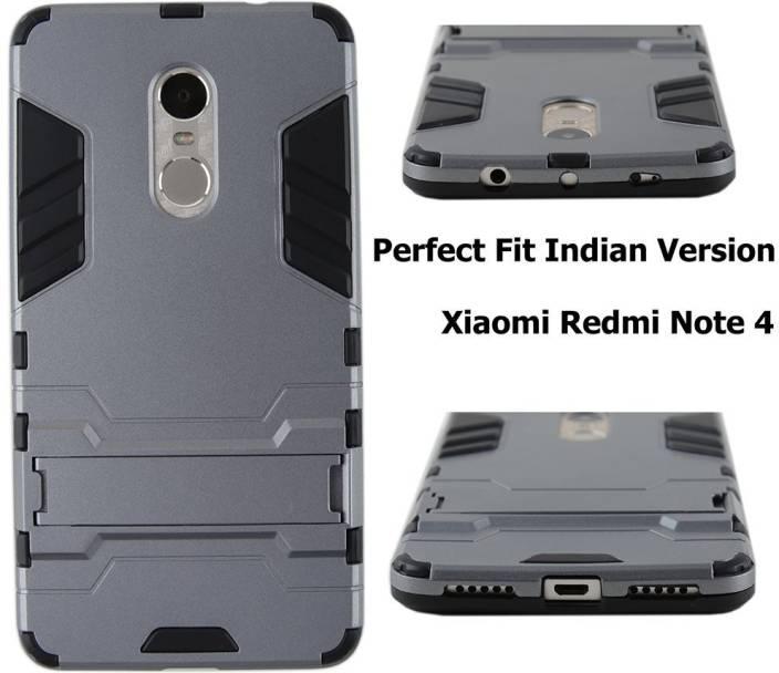 separation shoes 146ba adfc5 Phokat Back Replacement Cover for Mi Redmi Note 4 - Phokat ...