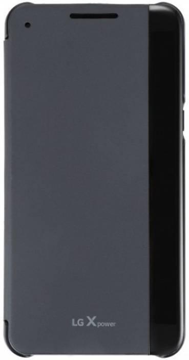 newest c75dd c5c0d SmartLike Flip Cover for LG X Power K220dsZ