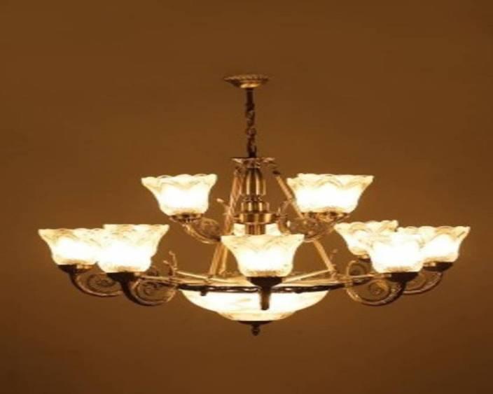 Creaze Antique design 12 light Chandielers Chandelier Ceiling Lamp ...