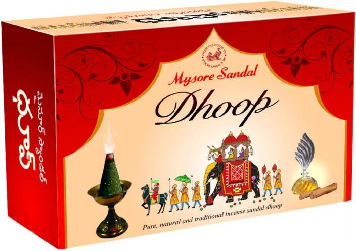 Mysore Sandal Dhoop Cone