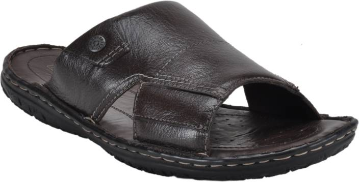 b7f20cba1cad FRANCO LEONE Men BROWN Sandals - Buy FRANCO LEONE Men BROWN Sandals Online  at Best Price - Shop Online for Footwears in India