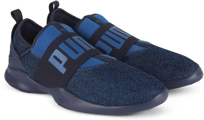 57797378abd8b2 Puma Dare Tw Knit Sneakers For Men - Buy Lapis Blue-Blue Depths ...