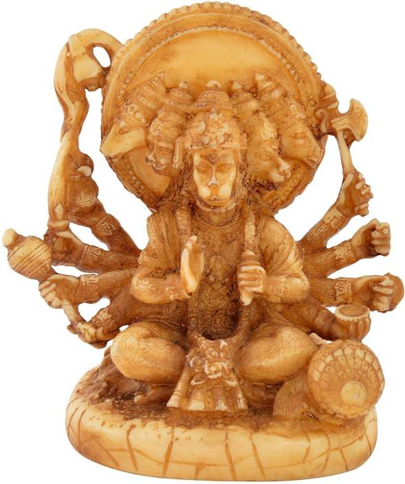 houzzplus panchmukhi hanuman idols hanumanmurti 5 face lord