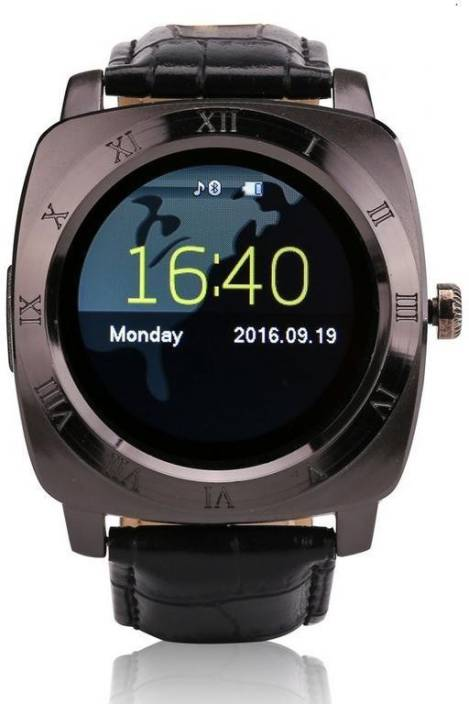 Raptas Multi-language Bluetooth with Camera, TF/Sim Card Slot Smartwatch