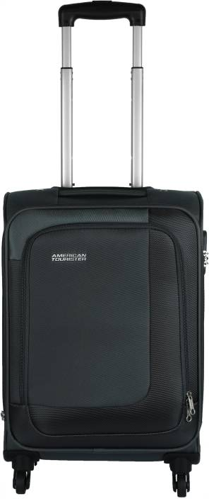 American Tourister Nuvo Expandable  Cabin Luggage - 22 inch
