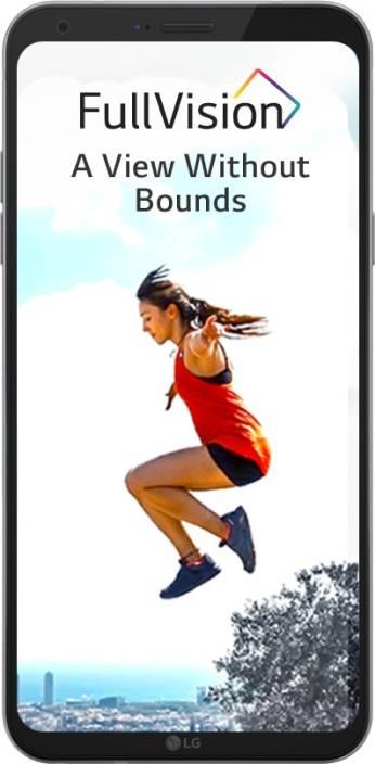 LG Q6 (Platinum, 32 GB)
