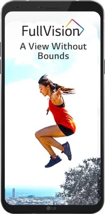 LG Q6 (Black, 32 GB)