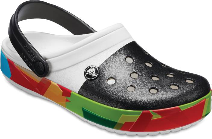 a3fe8ecf595f Crocs Men Multicolor Clogs - Buy Crocs Men Multicolor Clogs Online at Best  Price - Shop Online for Footwears in India