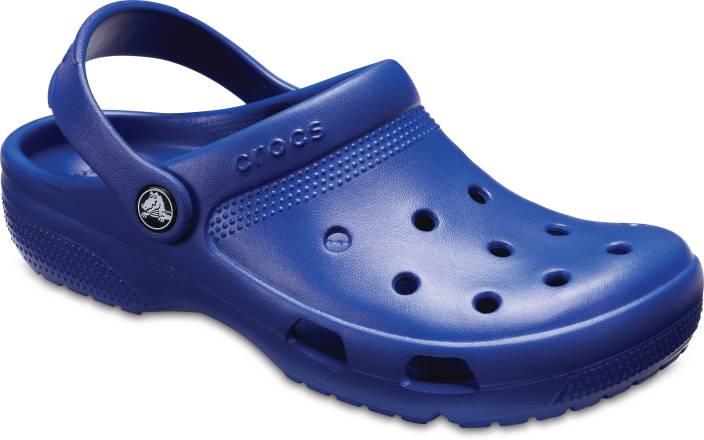 c7fdb17fe Crocs Men Cerulean Blue Clogs - Buy Crocs Men Cerulean Blue Clogs Online at  Best Price - Shop Online for Footwears in India