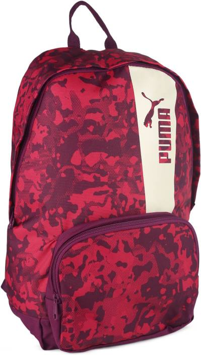 83343a2c1333 Puma Core Style 21 L Backpack Dark Purple-Love Potion-Marshmallow ...
