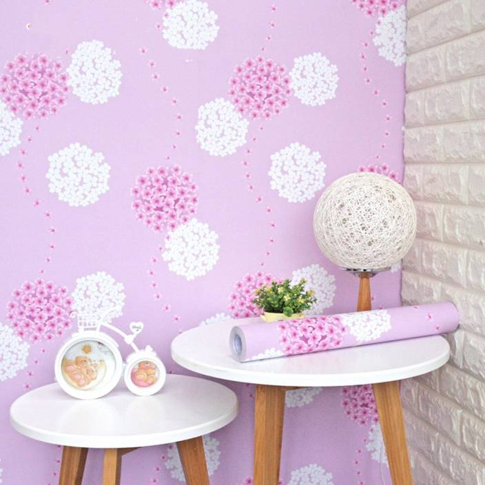 Woltop Extra Large Pvc Wallpaper Sticker Pack Of 1