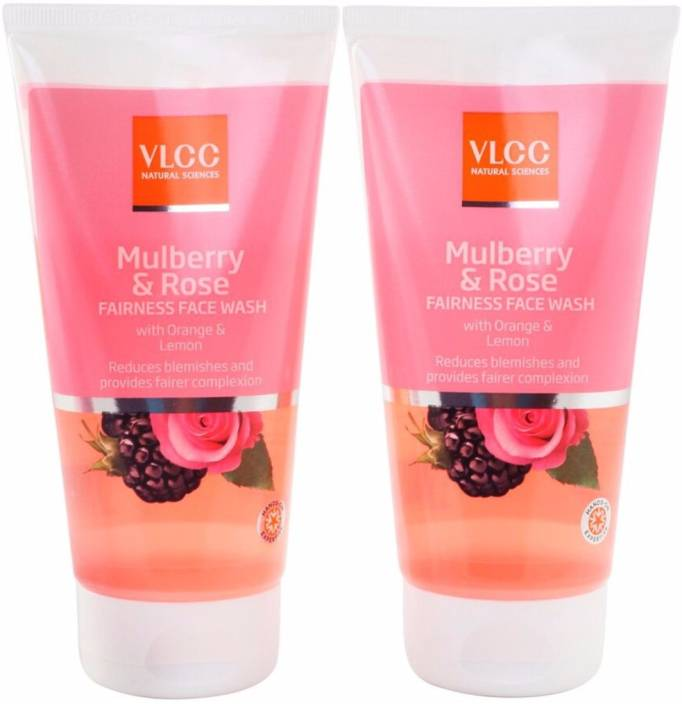 VLCC Mulberry and Rose Fairness Face Wash