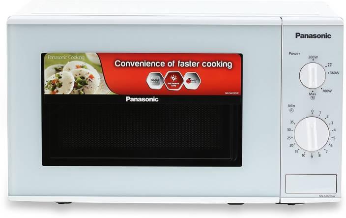 Panasonic 20 L Solo Microwave Oven